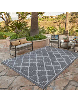 Elements Indoor/Outdoor Hydra Trellis Area Rugs by Costco