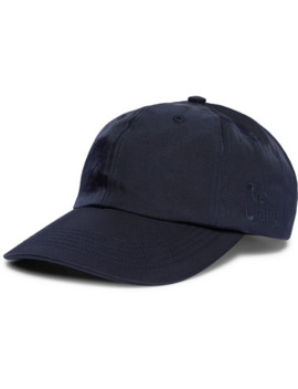 Embroidered Nylon Twill Baseball Cap by Affix