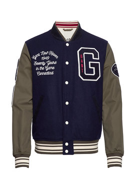 D1. The Gant Varsity Jacket by Gant