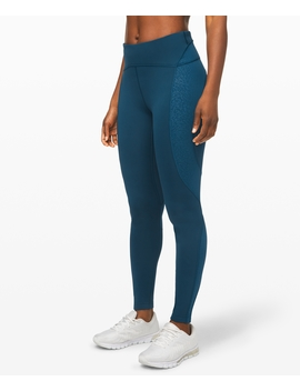 """Cold Pacer High Rise Tight 28""""New by Lululemon"""