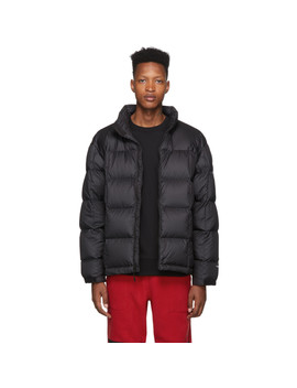 Black Down Lhotse Jacket by The North Face