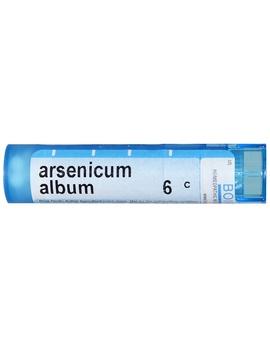 Boiron, Single Remedies, Arsenicum Album, 6 C, 80 Pellets by Boiron, Single Remedies