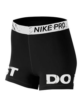 Nike Womens Pro Graphic Training Short Tights by Nike