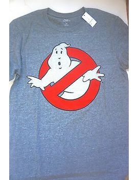 """New """"Ghostbusters"""" Gray S/S Graphic Tee. Size Small (Collectabilites) by Collectabiliees Old Navy"""