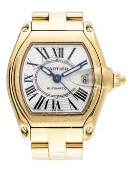 Roadster Watch by Cartier