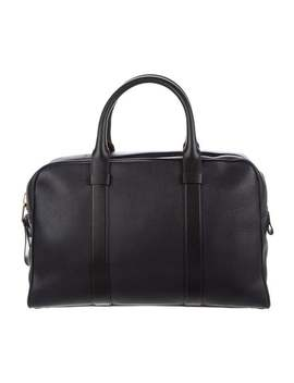 Leather Handle Bag by Tom Ford