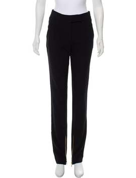 High Rise Straight Leg Pants by Tom Ford