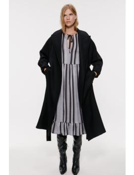 Robe À Rayures BimatiÈre by Zara