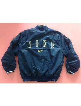 Heißer Verkauf, Seltene Vintage Nike Varsity Pullover Jacke Kinder by Etsy