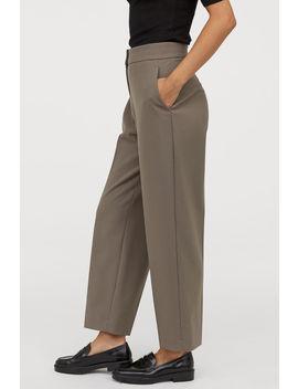 Pantaloni Misto Lana by H&M