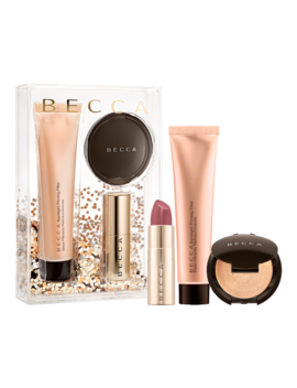 Your Glow To GlowPrimer, Highlighter & Lip Kit (Limited Edition) by Becca