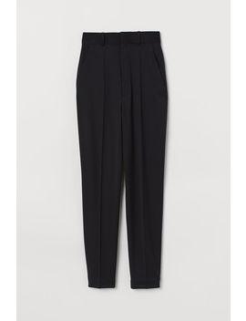 Pantaloni Eleganti Misto Lana by H&M