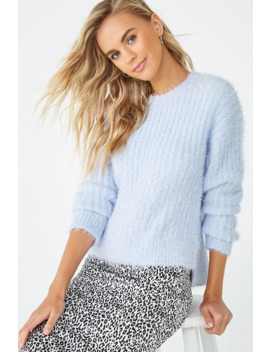 Brushed Chenille Sweater by Forever 21