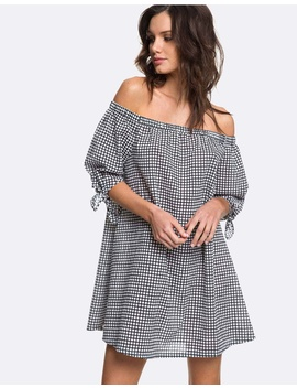 Womens Off The Shoulder Overswim Dress by Roxy