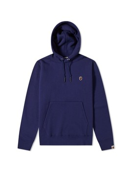 A Bathing Ape One Point Pullover Hoody by A Bathing Ape