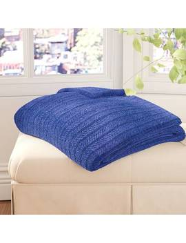Stangl Cotton Throw Pillow by Bungalow Rose