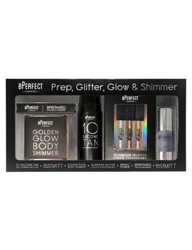 B Perfect Prep, Glitter, Glow & Shimmer Set by Bperfect