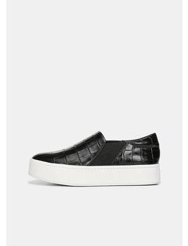 Croc Warren Sneaker by Vince