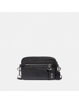 Academy Crossbody With Coach Patch by Coach