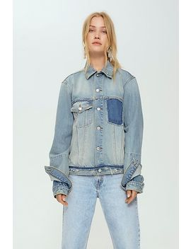 Klaus Dirty Denim Jacket by Zadig & Voltaire