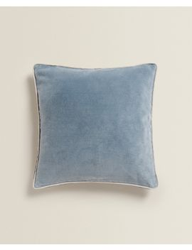 Doublesided Cushion Cover   Cushions   Living Room by Zara Home