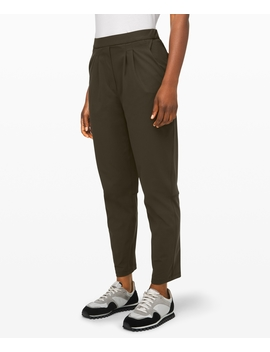 Essential High Rise Trouser New by Lululemon