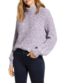 Mock Neck Pullover by Caslon®