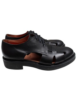 Leather Lace Ups by Paul Smith
