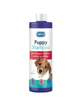 Rspca Puppy Shampoo 250ml by B&M
