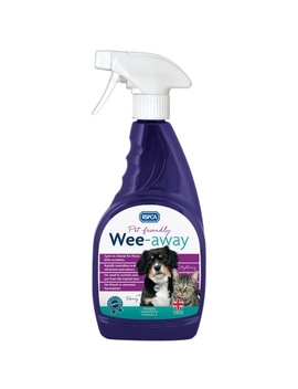 Rspca Wee Away Stain & Odour Remover 500ml by B&M