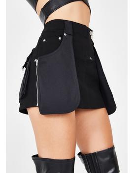 Alexa Mini Skirt by I Am Gia