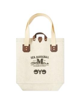 Junya Watanabe Man X Seil Marschall Wool Bag by Junya Watanabe Man