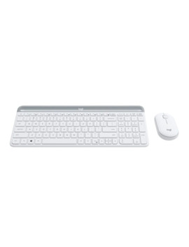 Logitech Wireless Keyboard And Mouse Combo Mk470   White by Target