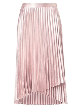 Pleat Wrap Skirt by Witchery