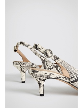 Adeline Print Heel by Witchery