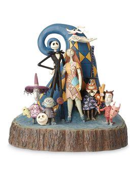 Tim Burton's The Nightmare Before Christmas 25th Anniversary Figure By Jim Shore | Shop Disney by Disney
