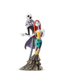 Jack Skellington And Sally Couture De Force Figurine By Enesco | Shop Disney by Disney