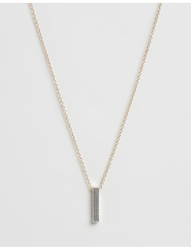 Survey Necklace by Icon Brand