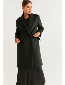 Bartoli   Classic Coat by Mango