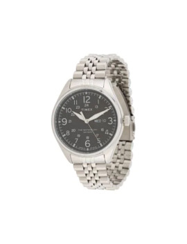 Waterbury Traditional Day Date Watch by Timex
