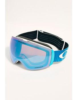 Oakley Shiffrin Sig Flight Deck Xm Goggles by Oakley