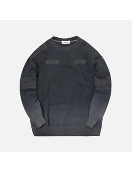 Ambush Bleach Patchwork Sweatshirt by Ambush
