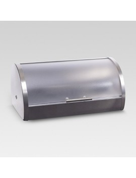 Bread Bin With Plastic Lid   Threshold™ by Shop This Collection