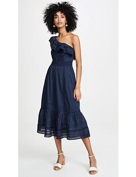 Coco One Shoulder Dress by Velvet