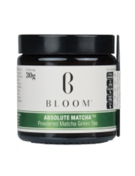 Bloom Absolute Matcha Green Tea Powder 30g by Bloom Absolute Matcha Green Tea Powder 30g