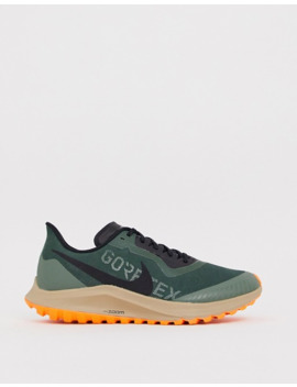 Nike Running Gore Tex Air Zoom Pegasus 36 Trail Trainers In Multi by Nike