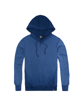 Hooded Concrete Smoked Sweatshirt by Converse
