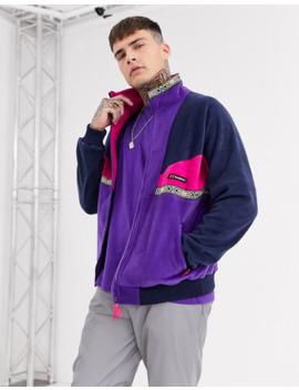 Berghaus Tramantana 91 Jacket In Purple by Berghaus