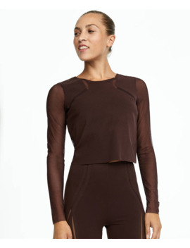 Sheer Compression T Shirt by Oysho