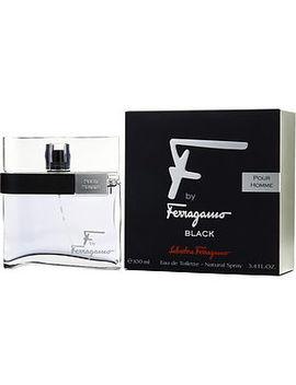 F By Ferragamo Pour Homme Black   Eau De Toilette Spray 3.4 Oz by Salvatore Ferragamo